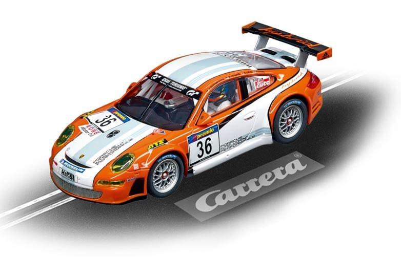 Carrera Evolution Porsche GT3 RSR Hybrid,No.36 VLN 2011