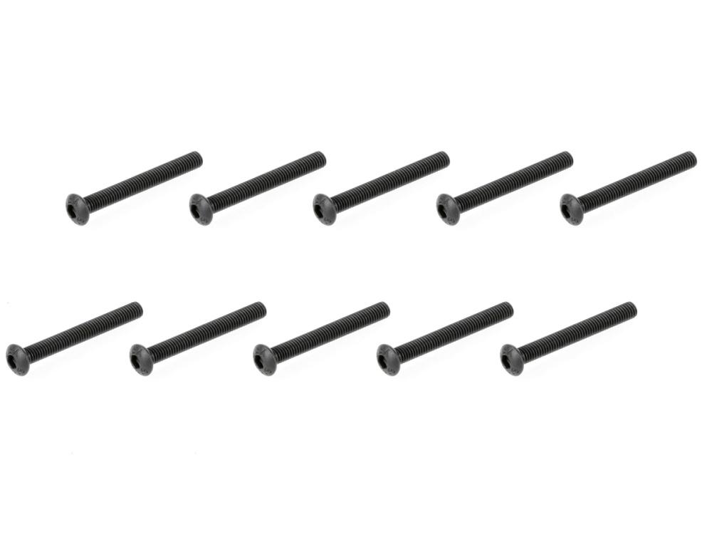 Arrma SECHSKANT LINSENKOPFSCHRAUBE M3x25mm (10 Stk)