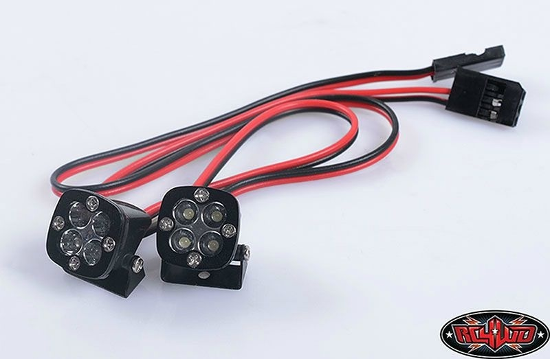 RC4WD 1:10 Baja Designs Squadron PRO LED Lights RC4WD