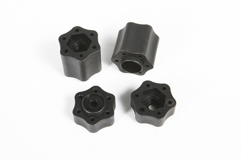 Axial - IFD Hex Hub Adapter 2 Front/2 Rear