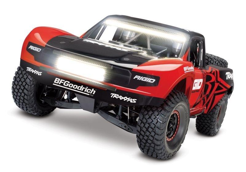 Traxxas Unlimited Desert Racer 4x4 VXL RIGID-Edit. 4WD Pro-