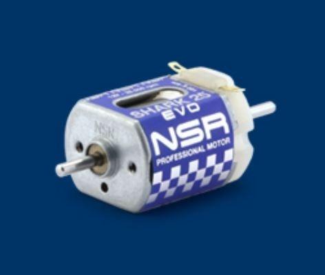 NSR SHARK 25 EVO 25000 rpm 180g.cm @ 12V