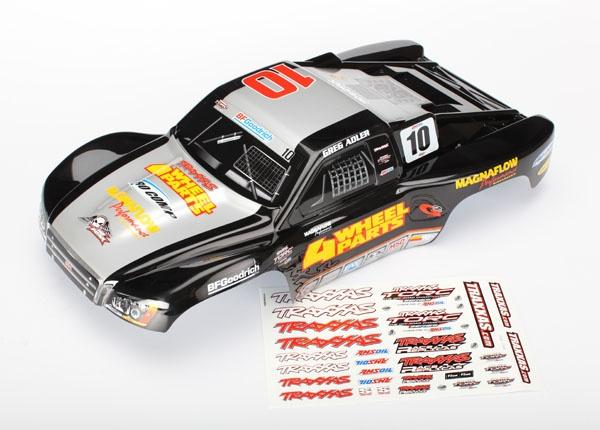 Traxxas Karosserie Slash 4x4 Greg Adler