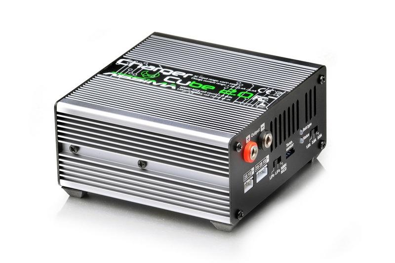 Absima Ladegerät Cube 2.0