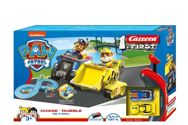 Carrera FIRST PAW PATROL - On a Roll 2,4