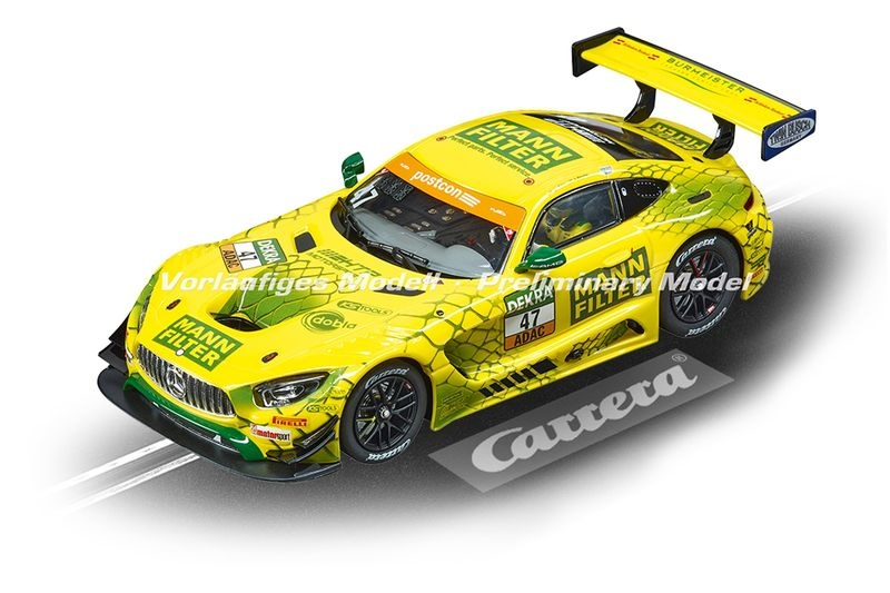 Carrera Evolution Mercedes-AMG GT3