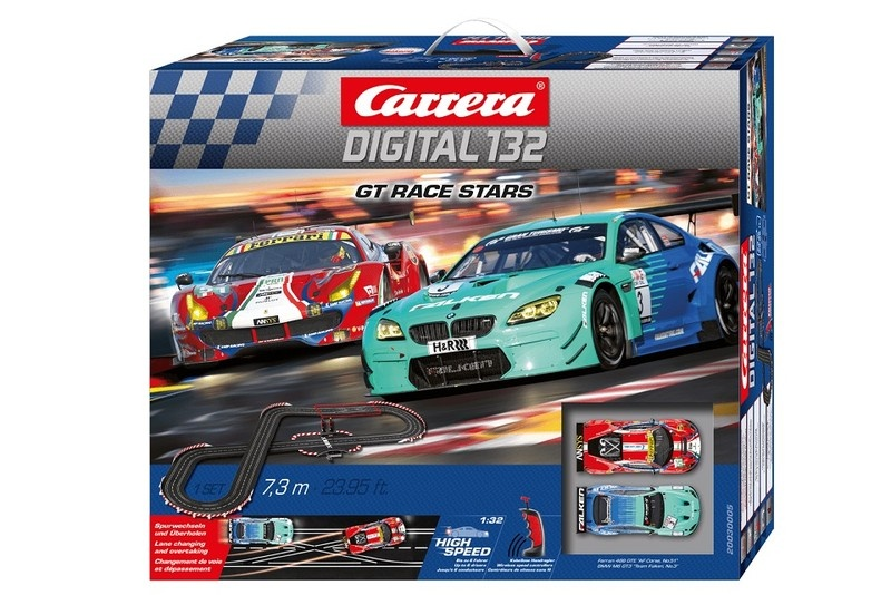 Carrera Digital 132 GT Race Stars