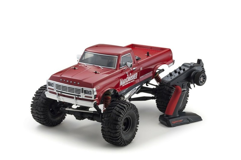 Kyosho Mad Crusher Nitro GP 4WD Readyset (KT231P-KE25)