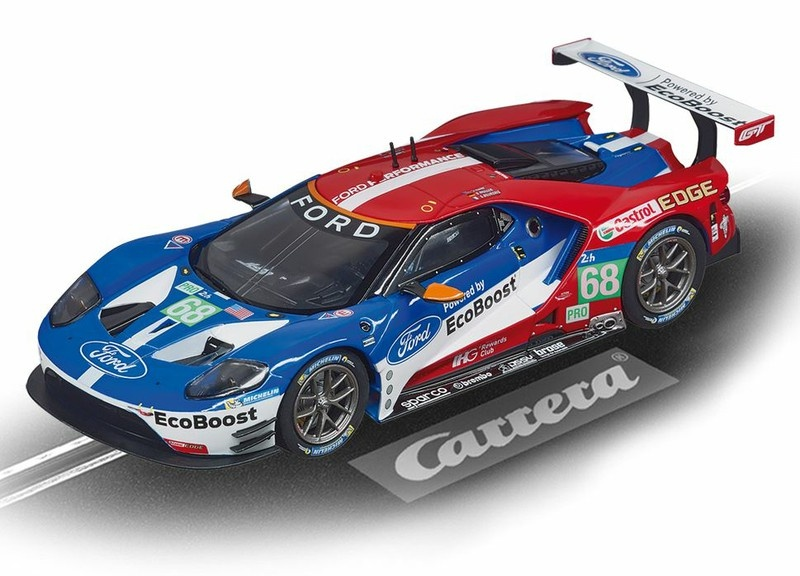 Carrera Digital 132  Ford GT Race Car No.68