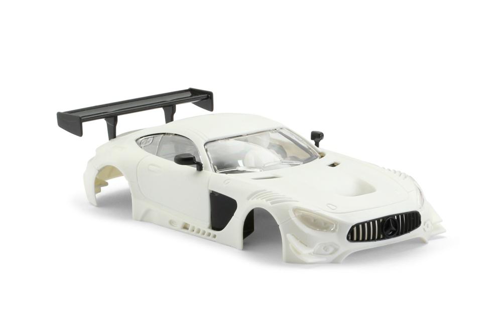 NSR Karosserie (unlackiert) Mercedes-AMG