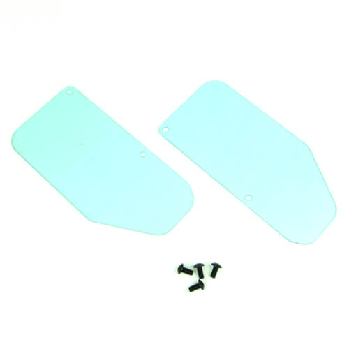 Tekno RC TKR5433 - Rear Arm Guards (ET48, NT48)