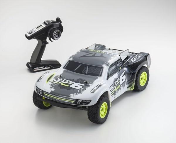 Kyosho Ultima SC6 2WD SC Truck Readyset