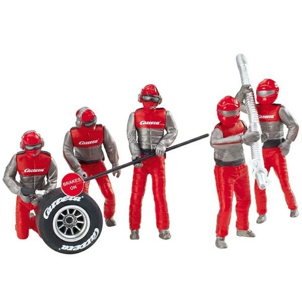 Carrera Figurensatz Mechaniker, Carrera Crew