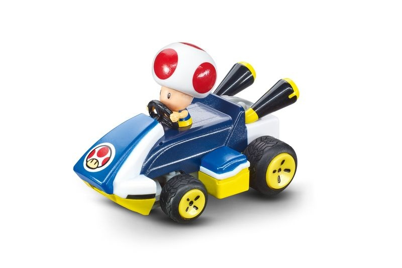 Carrera RC 2,4GHz Mario Kart(TM) Mini RC, Toad