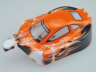 Amewi Karosserie Buggy Booster Orange 1:10