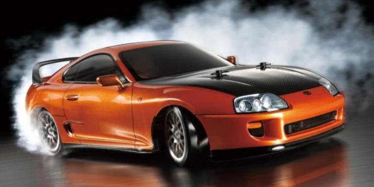 Tamiya Toyota Supra (TT-02D) Drift Spec Bausatz 1:10