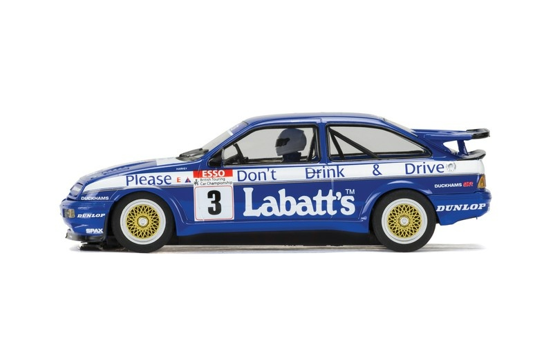 Scalextric Ford Sierra RS500 #3 Labatts HD