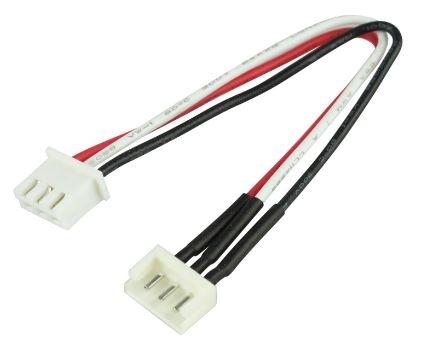 Balancer-Adapter EH Stecker <=>XH Buchse 2S 10cm