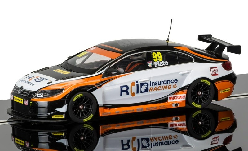 Scalextric VW Passat #99 BTCC 2015 Brands Hatch