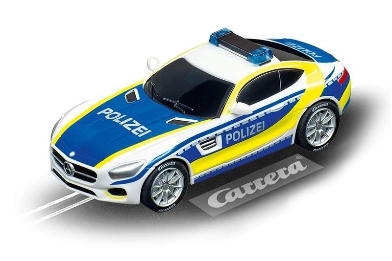Carrera Digital 143 Mercedes-AMG GT Coupe Polizei