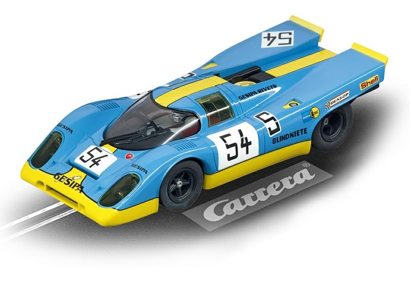 Carrera Digital 132 Porsche 917K Gesipa Racing Team, No.54
