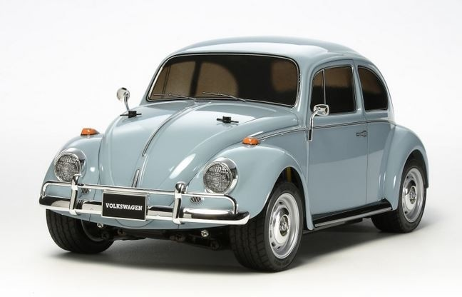 Tamiya Volkswagen Beetle / Käfer (M-06) Bausatz 1:10