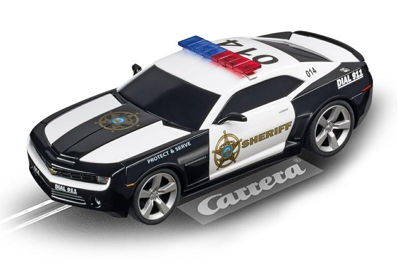 Carrera Evolution Chevrolet Camaro Sheriff