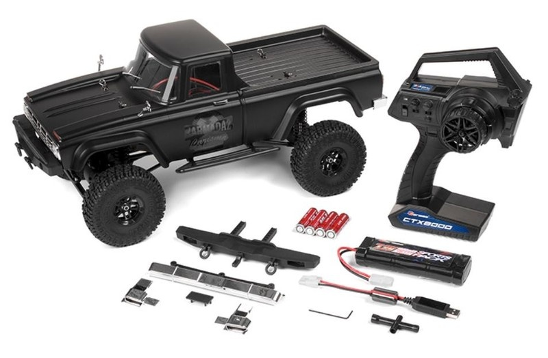 Carisma Adventure - SCA-1E Coyote - 4WD WB 285mm