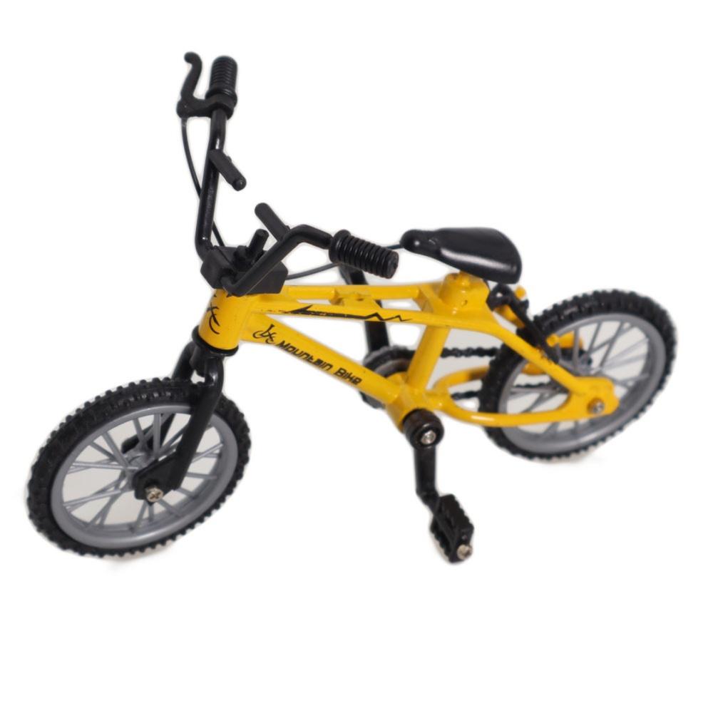 TSP-Racing Model Deco BMX Bike - yellow (TSP-600798)