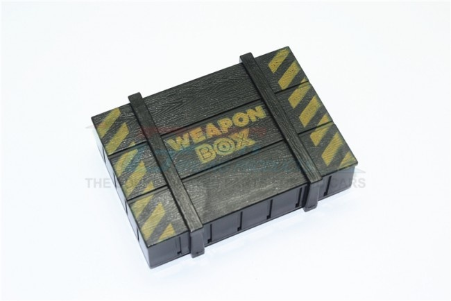 GPM Scale accessories: weapon box for 1:10 scale - 1PC Set