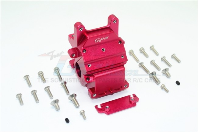 GPM aluminium front/rear gear box - 25PCS Set for Arrma