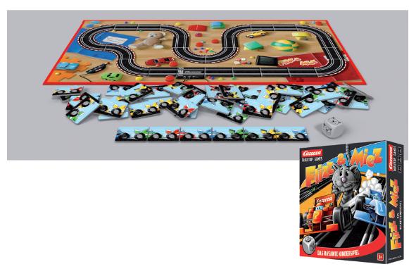 Carrera TableTop Games Flizz & Miez
