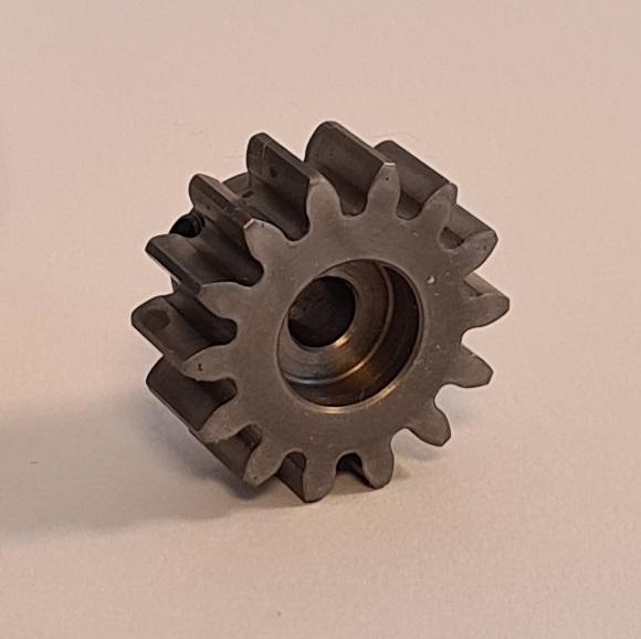 MLine Harden Steel Tuning Motorritzel 14 Zähne , Modul 1.5