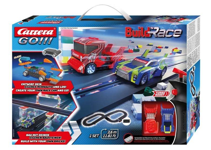 Carrera Go!!! Build n Race - Racing Set 3.6