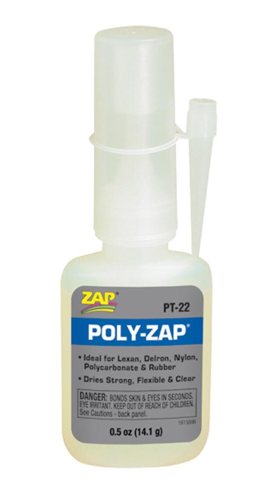 Zap Poly-Zap Kunststoffkleber 14.2g