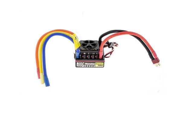 Monstertronic Regler für Sensor und Sensorlose Motoren 1:8