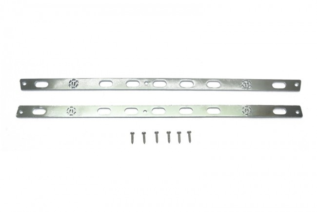 GPM scale accessories: stainless steel door edge anti