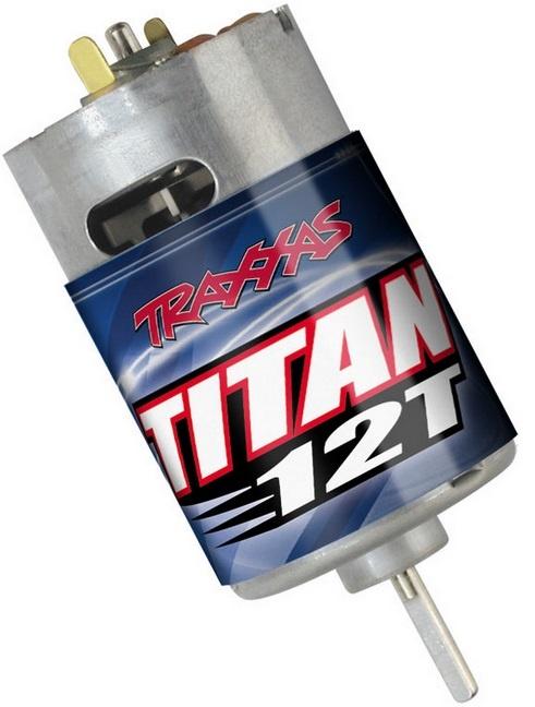 Traxxas Motor Titan 12T 550