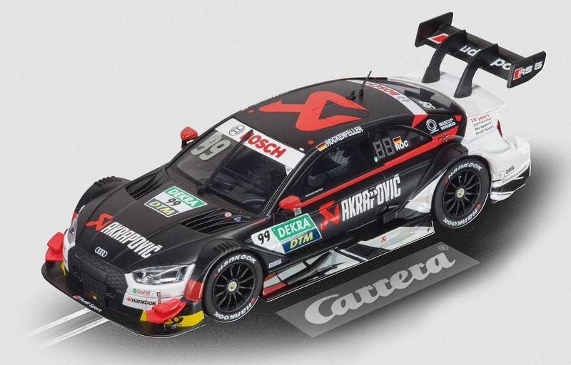 Carrera Digital 132 Audi RS 5 DTM M.Rockenfeller, No.99