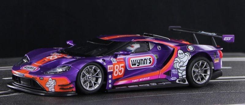 Sideways Ford GT GT3 Keating Motorsports LM 2019 #85