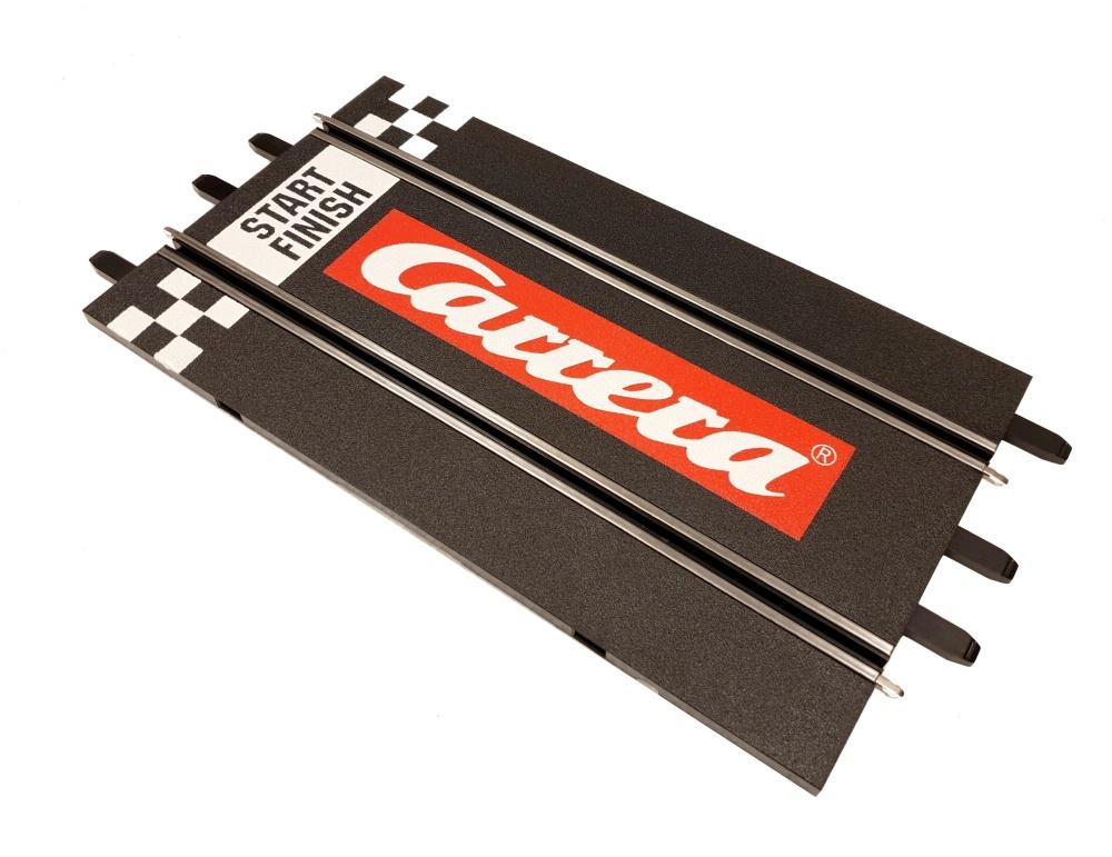 Carrera Standardgerade Start/Finish -lose-