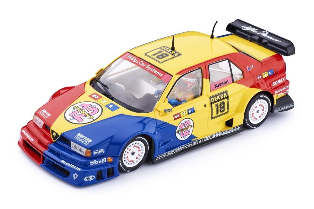 Slot.it Alfa Romeo 155 V6Ti DTM 1994 - Zolder / #18 -