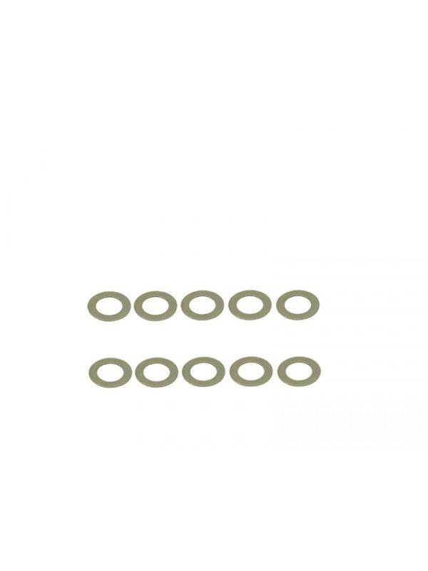 Arrowmax Shims 6X10X0.3 (10) (Fastening material etc.)