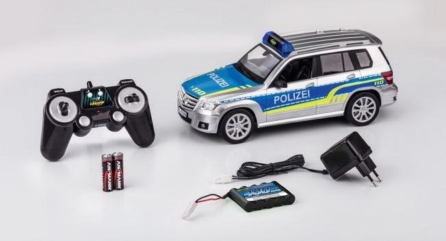 Carson Mercedes Benz GLK Polizei 2.4GHz RTR 1:14