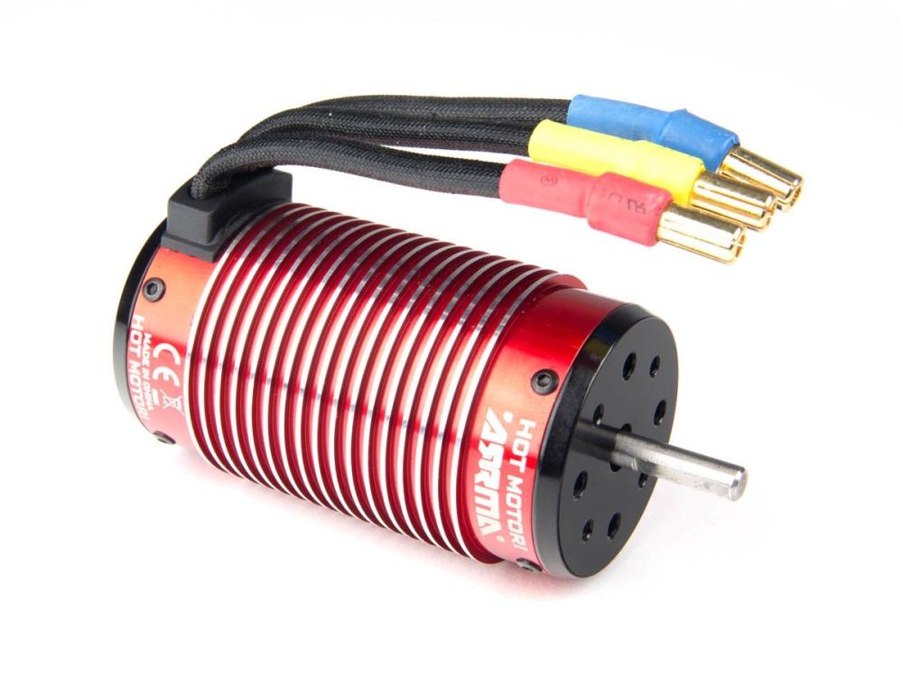 Arrma RC BLX4075 2000kv Brushless 4-Pol Motor 1:8