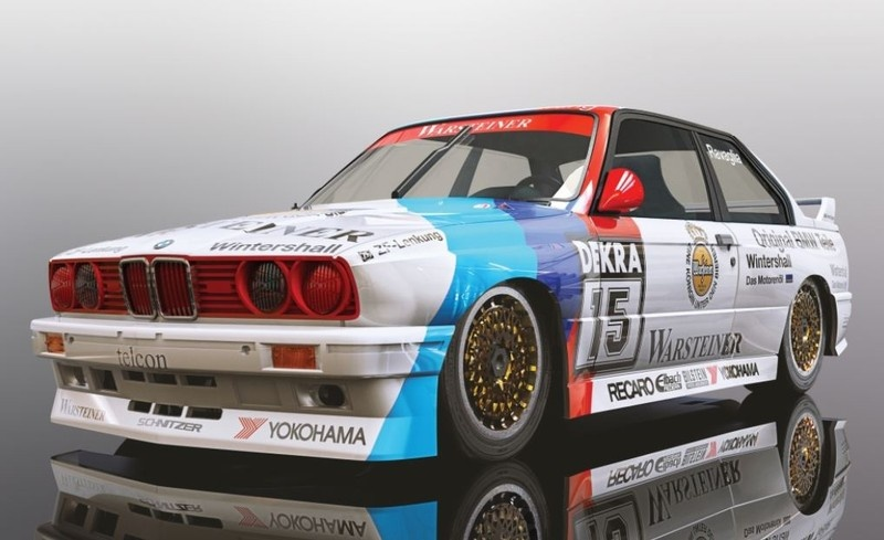 Scalextric BMW E30 M3 DTM 1989 Champion HD