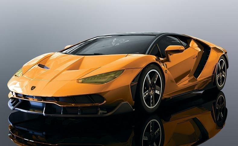 Scalextric 1:32 Lamborghini Centenario - Orange SR