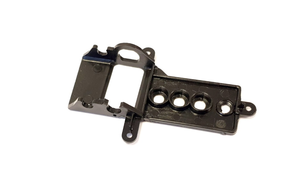 NSR Narrowed SW Motor Mount MEDIUM BLACK
