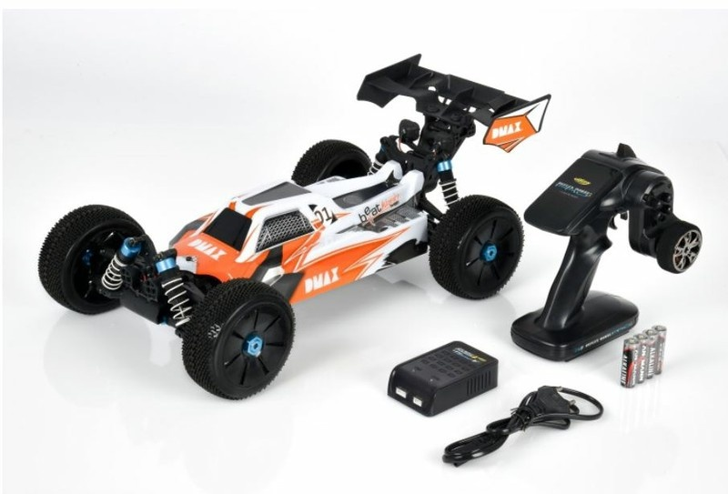 Carson Beat Warrior DMAX 4WD Buggy 2.4GHz RTR 1:8