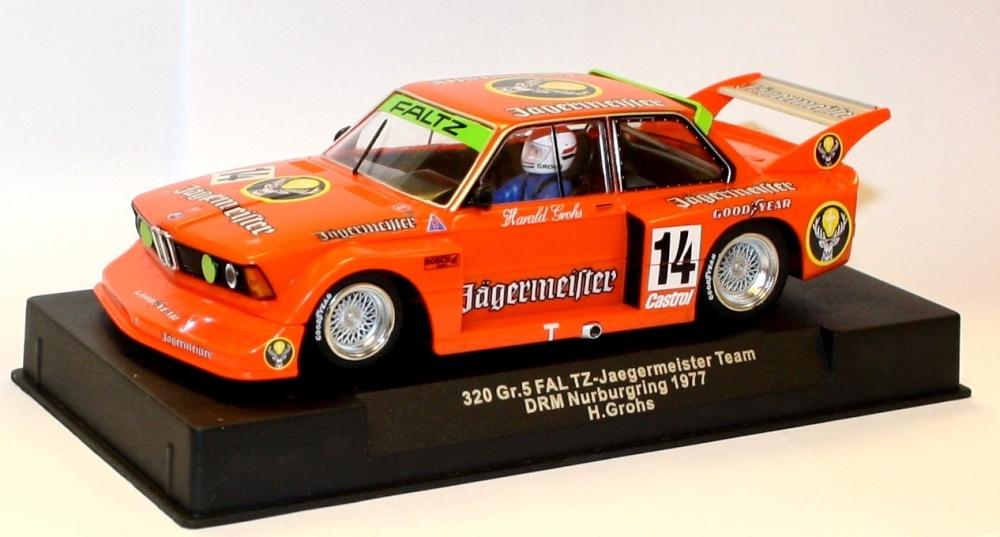 Sideways BMW 320 Gr.5 FALTZ-Jägermeister Team #14